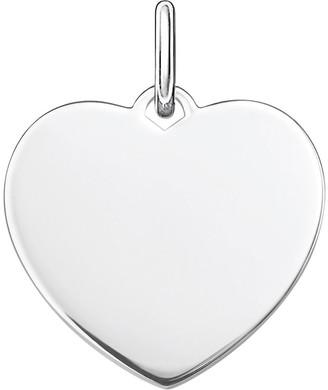 Thomas Sabo Love Bridge Heart sterling silver pendant
