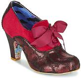 Irregular Choice SUMMER BERRIES women's Heels in Bordeaux