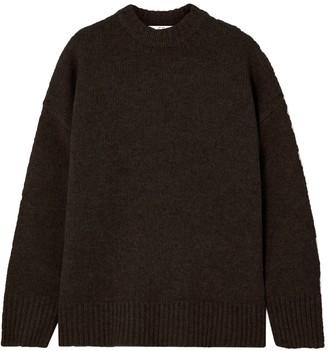 Co Umber Melange Cashmere Sweater