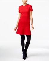 MICHAEL Michael Kors Ponte Sheath Dress