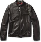 Schott Perfecto 530 Leather Café Racer Jacket