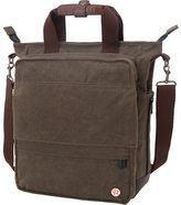 Token Waxed Fordham Convertible Bag