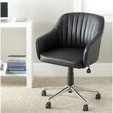 Safavieh Hilda Black Desk Chair