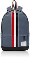 Thom Browne Men's Zip-Front Backpack-DARK GREY