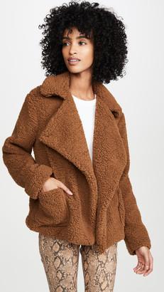 BB Dakota Jack By Soft Skills Faux Fur Jacket