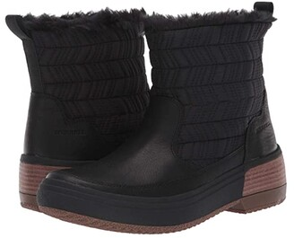 Merrell Haven Bluff Polar Waterproof (Black) Women's Boots