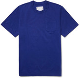 Sacai - Slim-fit Cotton-jersey T-shirt