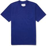 Sacai - Slim-fit Cotton-jersey T-shirt