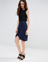 Sugarhill Boutique Alice Textured Skirt
