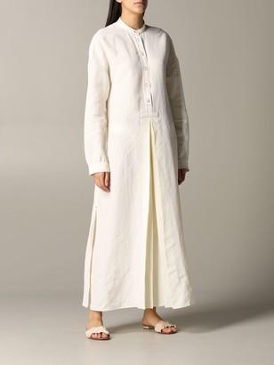 Jil Sander Long Tunic Dress