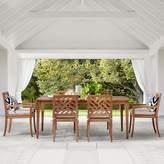Williams-Sonoma Williams Sonoma Garden Teak Dining Table