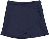 Eddie Bauer Navy Layered Skirt - Girls