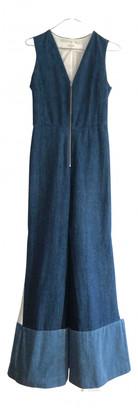 Maje Blue Denim - Jeans Jumpsuits