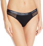 Calvin Klein Women's Ckone Micro Thong Panty