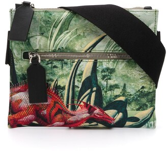 Valentino Dragons Garden belt bag