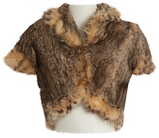 Adrienne Landau Brown Fox Jackets
