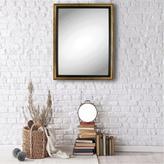 Bronze Trim Wall Mirror