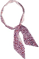 BCBGeneration Reversible Ditzy Daisy Twilly Scarves