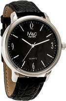 MC M&c Ferretti Men's | Croc Strap Dial Watch | FT14603
