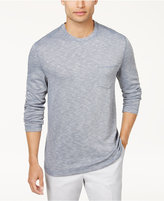Tasso Elba Men's Performance Upf Protection Long-Sleeve T-Shirt, Created for Macy's