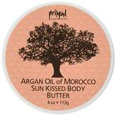 Primal Elements Argan Oil of Morocco Sun Kissed Body Butter, 4 Ounce