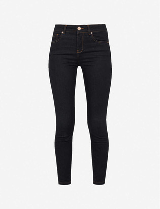 Ted Baker Mid-rise skinny stretch-denim jeans