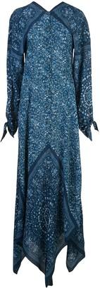 Altuzarra Paisley Long Dress