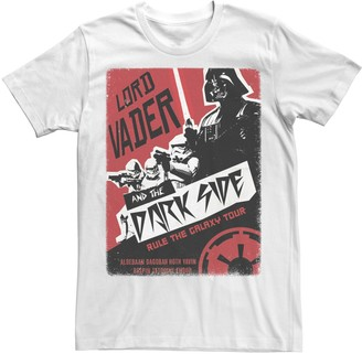 Star Wars Men's Lord Vader Poster Tee