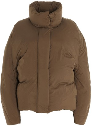 Low Classic Oversize Down Jacket