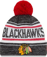 New Era Chicago Blackhawks Snow Dayz Knit Hat