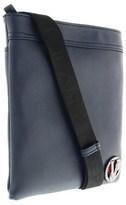 Versace Ee1yobb41 E240 Navy Blue Signature Mens Messenger Bag.