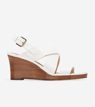Cole Haan Penelope Wedge Sandal (70mm)