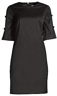 Trina Turk Women's Bow-Detailed Shift Dress