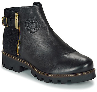 Pataugas CLARA women's Mid Boots in Black