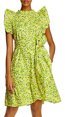 Banjanan Audrey Printed Mini Dress