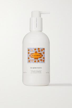 Claus Porto Banho Hand And Body Wash - Citron Verbena, 300ml