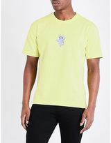 Kenzo Logo-motif Cotton-jersey T-shirt