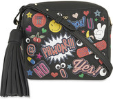 Anya Hindmarch Stickers leather cross-body bag