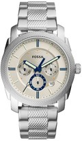 Fossil Men's 'Machine' Chronograph Bracelet Watch, 45Mm