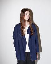 Moderne Denim Kimono Jacket