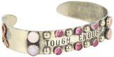 Gypsy SOULE Tough Enough BCA Cuff (Silver/Pink) - Jewelry