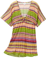 Milly Minis Raffia Print Cover-Up (Little Girls & Big Girls)