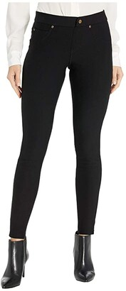 Hue Fleece Lined Denim Leggings