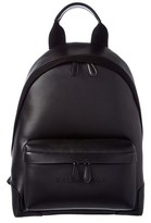 Balenciaga Navy Leather Backpack.