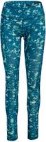 Head Blue Coral Leggings