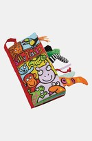 Jellycat Toddler 'Silly Tails' Touch & Feel Book
