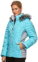 ZeroXposur Women's Colleen Hooded Puffer Jacket