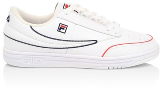 Fila Men's Tennis 88 Contrast Piping Sneakers