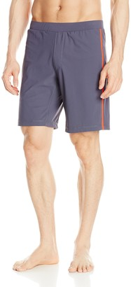 Sauvage Men's Sidestripe Flow Short
