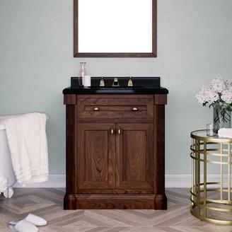 "Martha Stewart Skylands Gables 30"" Single Bathroom Vanity Set"